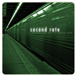 SECOND RATE : Discography - Special edition Vol.2 [Kicking068]