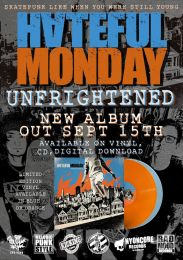 HATEFUL MONDAY : Unfrightened