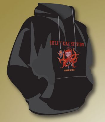 BILLY GAZ STATION : Hoody