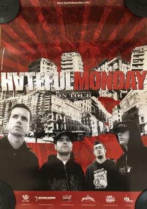 HATEFUL MONDAY : Poster Half a World Away