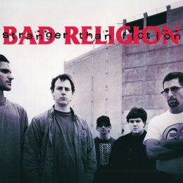 BAD RELIGION : Stranger than fiction
