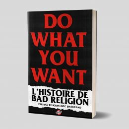 BAD RELIGION : Do what you want