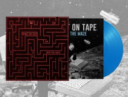 GHOST ON TAPE : Into the maze