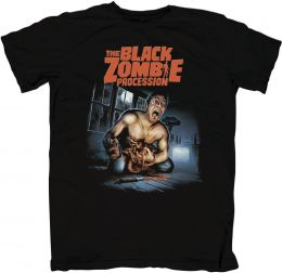 THE BLACK ZOMBIE PROCESSION : T-shirt