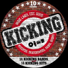 10 YEARS KICKING : 14 Kicking bands cover 14 Kicking hits !