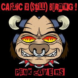 CAFZIC IS (STILL) BURNING : Punk covers